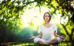 """5 kỹ thuật thiền đơn giản giúp bạn thoát khỏi """"mớ bòng bong"""" của cuộc sống trong tích tắc và lấy lại trí tuệ minh mẫn"""