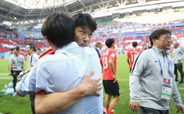 """HLV Hàn Quốc: """"Chúng tôi đã chiến đấu đến tận giây cuối cùng chỉ với 1% cơ hội"""""""