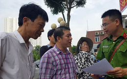 Hàng loạt vi phạm PCCC, tính mạng cư dân chung cư SME Hoàng Gia treo lơ lửng