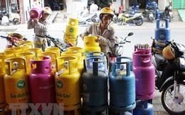 Giá gas trong tháng 7 tăng thêm 1.000 đồng mỗi bình 12kg