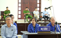 Trịnh Xuân Thanh rút kháng cáo, vắng mặt tại phiên phúc thẩm