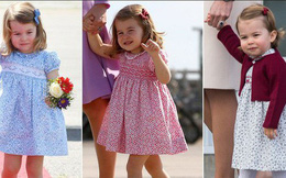Dù còn bé xíu nhưng Công chúa Charlotte phải tuân theo những quy định nghiêm ngặt này của Hoàng gia Anh
