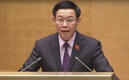 Phó Thủ tướng Vương Đình Huệ nói gì về vấn đề tiền ảo?