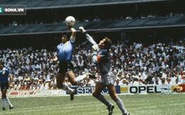 Khoảnh khắc World Cup: Sau pha solo đẹp nhất lịch sử của Maradona là sự bất công khổng lồ
