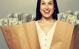 Tiền trong túi phụ nữ mới là thứ tồn tại duy nhất, mọi thứ khác (kể cả đàn ông), có hay không, không quan trọng!