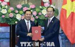 Bổ nhiệm ông Nguyễn Văn Du giữ chức vụ Phó Chánh án TANDTC