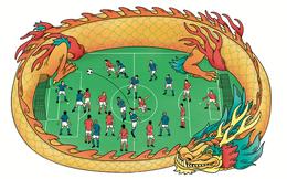 """Không có mặt trong 32 đội ở vòng chung kết nhưng đây là cách Trung Quốc """"có mặt"""" tại mọi trận đấu và hưởng lợi từ World Cup năm nay"""