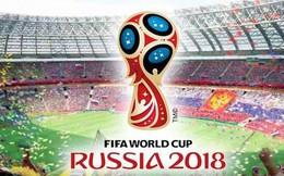 CHÍNH THỨC: VTV công bố sở hữu bản quyền World Cup 2018