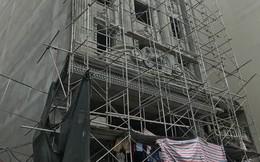 Quận trung tâm Hà Nội bùng phát nhà sai phép kiểu mới