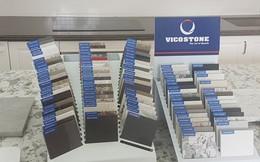 """""""Bay"""" gần 50% giá trị từ vùng đỉnh, Vicostone mua vào 1,6 triệu cổ phiếu quỹ để trợ giá"""