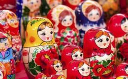 """Búp bê gỗ """"mở mãi không hết"""" Matryoskha: Thứ đồ chơi mang vẻ đẹp và tinh thần của cả nước Nga"""