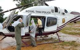 Giải cứu thành công toàn bộ đội bóng Thái Lan mắc kẹt trong hang
