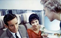 20 bức ảnh cho thấy bữa ăn trên máy bay ngày xưa còn sang chảnh hơn nhà hàng 5 sao bây giờ
