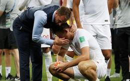 ĐT Anh thua ngược, HLV Southgate không muốn bước vào phòng thay đồ vì quá đau đớn