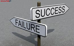 Sau 3 lần khởi nghiệp thất bại, doanh nhân người Singapore rút ra bài học: Thành công hay thất bại đều chung một cánh cửa, quan trọng là bạn sử dụng ra sao