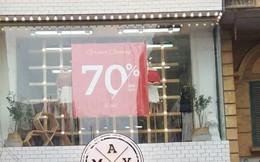 """Khuyến mại khủng lên tới 70%, người dùng """"ôm hận"""" mua phải hàng đắt đỏ, chất lượng thấp"""
