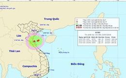 Ảnh hưởng của vùng áp thấp, đảo Cô Tô gió giật mạnh cấp 7