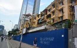 Chuẩn bị cưỡng chế giải phóng mặt bằng Dự án cải tạo chung cư cũ 93 Láng Hạ