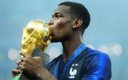 Lọt top 100 cầu thủ có thu nhập cao nhất năm 2018 của Forbes, Pogba đã kiếm được bao nhiêu tiền?