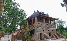 Cưỡng chế tháo dỡ 'cung điện công chúa' ở Ba Vì- Hà Nội 