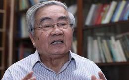 """Nguyên Bộ trưởng Bộ GD-ĐT: Đứng sau ông Vũ Trọng Lương """"có thể có một số người khác?"""""""