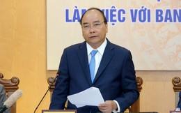 Thủ tướng: Đến lúc Hà Tĩnh tự tin là một cực tăng trưởng của cả nước