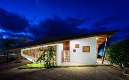 Ngôi nhà mái ngói cấp 4 đẹp như resort khiến nhiều người ước mơ ở Lâm Đồng