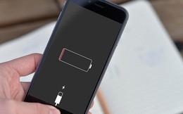 """5 thói quen tai hại """"giết dần giết mòn"""" pin iPhone mà bạn vẫn vô tư thực hiện mỗi ngày"""