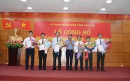 Lào Cai bổ nhiệm hàng loạt chức danh Phó giám đốc Sở