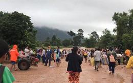 Bầu Đức thuê máy bay ứng cứu công nhân mắc kẹt do vỡ đập thủy điện tại Lào