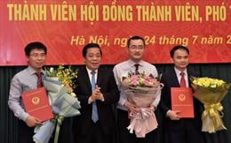 Thống đốc NHNN bổ nhiệm liền một lúc 3 nhân sự cấp cao của VAMC