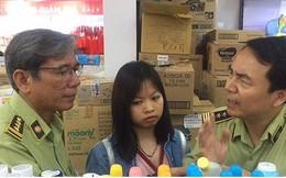 Tạm giữ hơn 10.000 sản phẩm của hệ thống cửa hàng Con Cưng