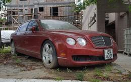 """Đại gia """"bỏ rơi"""" siêu xe Bentley tiền tỷ, biển số chất ở vỉa hè Hải Phòng là ai?"""