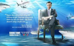 Những điều chưa biết về Shark Nguyễn Thanh Việt, người điều hành công ty dựa trên triết lý từ bi của Phật giáo