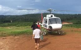 Bầu Đức đã chi bao nhiêu tiền thuê trực thăng giải cứu 26 người trong vụ vỡ đập tại Lào?