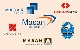 Các công ty họ Masan gửi bao nhiêu tiền tại Techcombank?