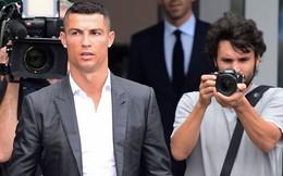 Ronaldo gật đầu nộp phạt vì tội trốn thuế ở Tây Ban Nha
