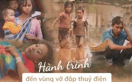 Tình người nơi thảm họa vỡ đập thuỷ điện tại Lào