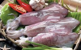 Hàn Quốc là thị trường tiêu thụ mực và bạch tuộc lớn nhất Việt Nam trong nửa đầu năm 2018