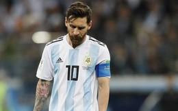 Messi ra điều kiện để tiếp tục cống hiến cho đội tuyển Argentina