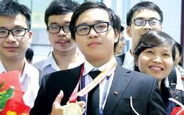 Nam sinh chuyên KHTN - ĐHQG Hà Nội 2 năm liên tiếp giành Huy chương Vàng Olympic Hóa học Quốc tế