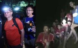 """Những người tìm thấy đội bóng Thái Lan mất tích: """"Việc này với chúng tôi cũng giống như giải quyết một câu đố vậy!"""""""