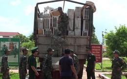 Bắt lô hàng điện tử 'khủng' nhập lậu vào Việt Nam