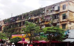 'Giải cứu' việc cải tạo chung cư cũ bằng nâng tầng?