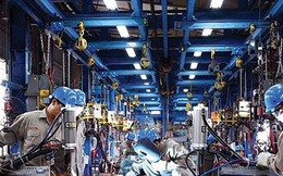 Hà Tĩnh dẫn đầu cả nước về chỉ số sản xuất công nghiệp