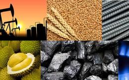 Thị trường hàng hóa ngày 31/7: Giá thép, lúa mì, dầu, khí tăng mạnh trong khi than đá giảm sâu