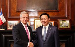 Chile và Việt Nam sẽ thúc đẩy tự do thương mại, đầu tư
