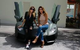 """Hoa mắt với câu lạc bộ các quý cô chơi siêu xe ở Dubai: """"Cuộc sống quá ngắn để lái một chiếc xe nhàm chán"""""""