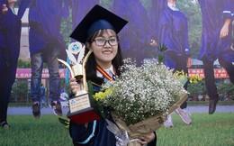 Không phải chàng trai nào cả, cô gái này mới là người tốt nghiệp thủ khoa kỹ sư của Đại học Bách khoa