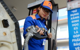 Giữ nguyên giá xăng, giá dầu tăng hơn 300 đồng/lít,kg từ 15h ngày 7/7